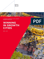 Winning in Growth Cities 2016-2017