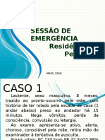 Sessão de Emergência Tce