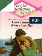 Carole Mortimer Pour l'amour d'un chevalier.pdf