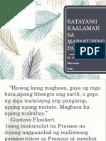 Filipino Reporting