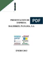 Presentacion BLK Industrial