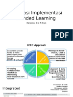 Blended Learning Implementation and Evaluation