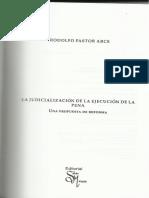 Historia de la Pena Privativa de la Libertad - Rodolfo Pastor Arce | Tesseract - Cualificación en Ciencias Penales