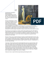Pygmalion Myth