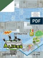 157 Lab de Aliens