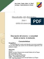 Entrada 2, Formulación Del Diagnostico