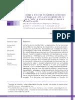 Afectos y efectos de Estado... (J. Gaztañaga, J. Piñeiro Carreras y L. Ferrero)