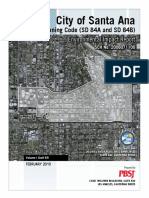 D E I R Santa Ana Transit Zoning Code Whole Document