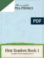 Alpha-Phonics Readers Vol 1 (Sample)