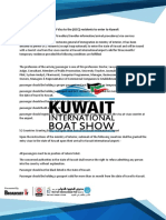 Tourist Visa Kuwait