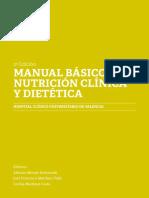 Manual Básico de Nutrición Clínica y Dietética 2a Ed - Alfonso Mesejo Arizmendi