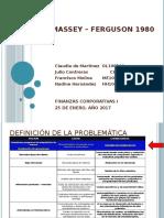 Massey Ferguson 1980