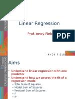 Dsur i Chapter 07 Linear Regression