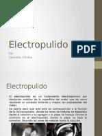 Electropulido