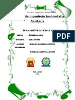 Dengue en El Perú
