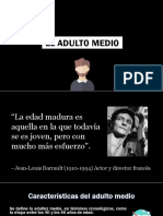 El Adulto Medio