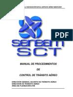 Manual de Procedimientos de ATC