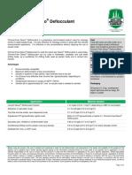 CF Desco Deflocculant