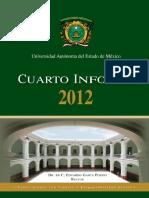 Cuarto Informe 2012 Eduardo G