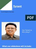 political tyrant seminar-cally