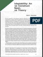 Career Adaptability Savickas(1997).pdf