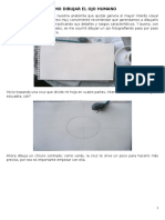 Como Dibujar El Ojo Humano