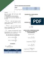 Formulario Perforación I