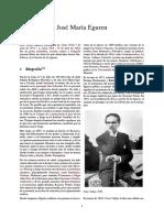 Bibliografía de José María Eguren