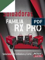 Soldadoras RX PRO