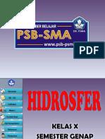 HIDROSFER 2