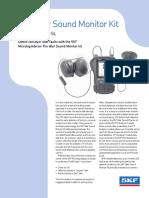 Idler Sound Monitor Kit