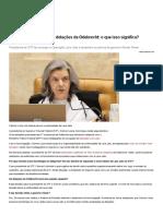 Cármen Lúcia Homologa Delações Da Odebrecht_ o Que Isso Significa_ — CartaCapital