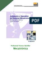 Sistema Mecatronico