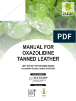 MANUAL for Tanned Leather