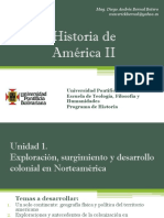 Unidad 1 Exploración, Surgimiento y Desarrollo Colonial en Norteamérica (Versión final)