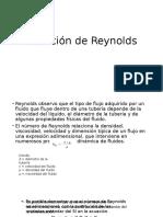 Ecuación de Reynolds