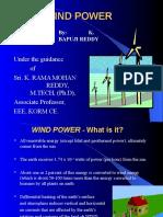 Windpower Bapu Slides