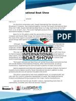 Kuwait International Boat Show presentation.docx