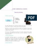 TIPOS DE CLIENTE II