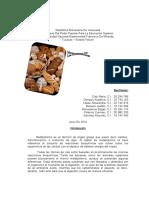 Monografia. Metabolismo de Los Carbohidratos Grupo4