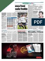 TuttoSport 31-01-2017 - Calcio Lega Pro