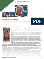 El Papa o Hierofante en El Tarot
