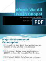 Bradford We All Live in Bhopal From Internet