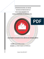 INFORME N° 4 LEVANTAMIENTO POR POLIGONAL ABIERTA.docx