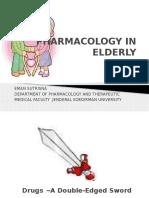 Usia Lanjut Dalam Perspektif Farmakologi (1)
