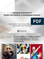 P11 Final Slides - Emerging Innovation in Health Care Delivery (Zhee Chong)_Demobb