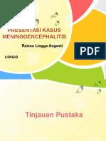 Meningoensefalitis Ica