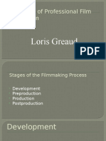 LACMA   Fiction Movie   Film Production by Loris Greaud