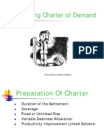 Session 9-Preparation of Charter of Demands