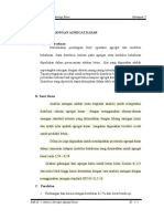 Bab III.5 Analisis Saringan Agregat Kasar